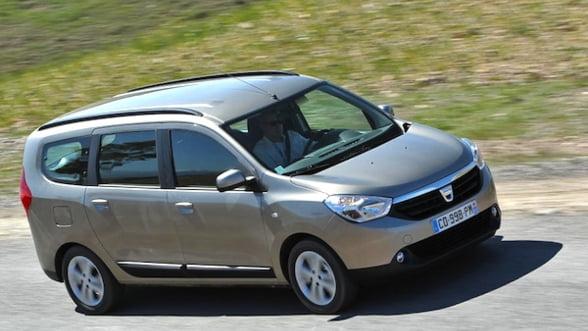 Dacia Lodgy si Duster ar putea fi produse in Indonezia
