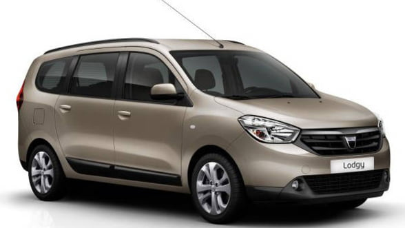 Dacia Lodgy vs concurenta: pragmatism sau dotari?