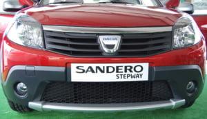 Dacia Sandero Stepway - lansare oficiala in Romania