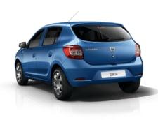 Dacia Sandero ocupa locul cinci in topul celor mai bine vandute modele in Franta