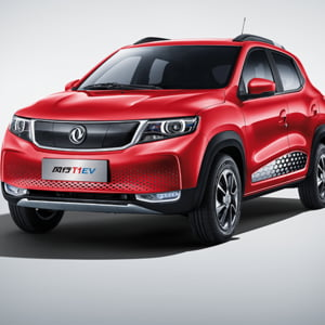 "Dacia Spring are mai multe ""surori gemene"" din China care se vand pe Alibaba"