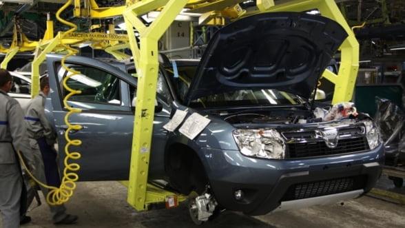 Dacia a produs pana acum 5 milioane de automobile la Mioveni