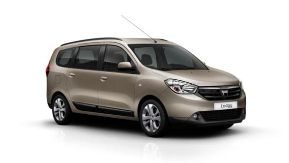 Dacia anunta lansarea noului model Dacia Lodgy