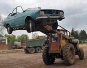Dacia critica Rabla