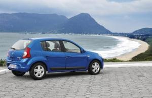 Dacia isi pregateste livrarile de Sandero in Franta