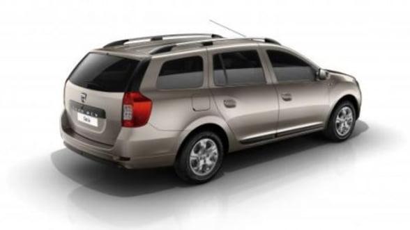 Dacia lanseaza noul Logan MCV