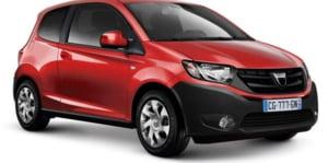 Dacia lanseaza un model nou: cum arata masina de 5.000 de euro (Foto)