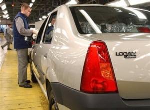 Dacia opreste din nou productia