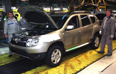 Francezii, suparati pe marocani si romani fiindca le fura joburile de la Renault