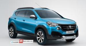 Dacia pregateste schimbari importante: Iata cum va arata noul Duster (Foto)