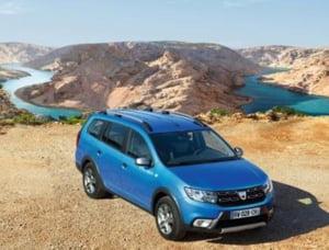 Dacia prezinta la Geneva noul Logan MCV Stepway, dar si o noua serie limitata