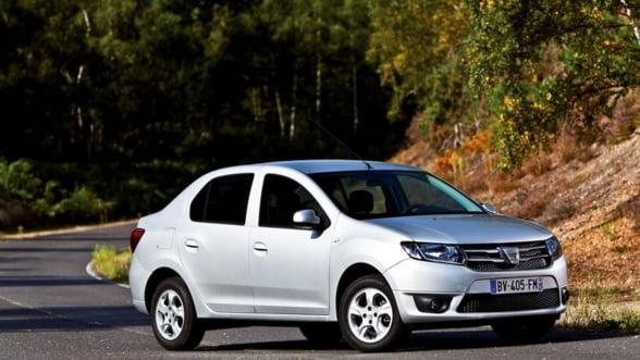 Dacia se vinde cel mai bine in Franta, unde a inceput anul cu crestere de 10%