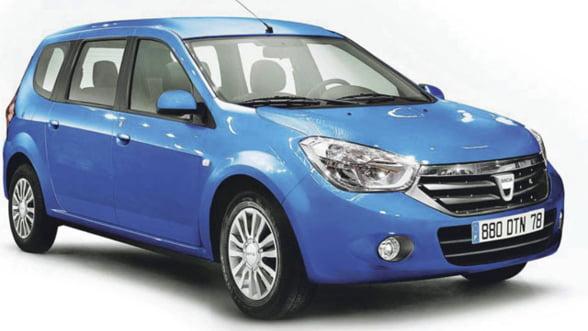 Dacia se vinde mai bine in Elvetia, decat Porsche sau Mitsubishi