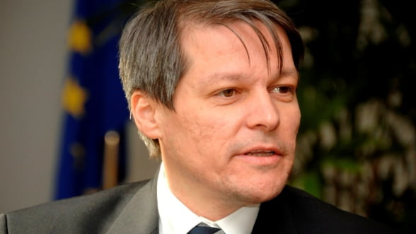 Dacian Ciolos: Nu as vrea ca agricultorii din Romania sa se considere discriminati fata de toti ceilalti europeni