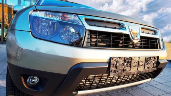 Daciile, printre masinile cu cel mai mare succes in Rusia