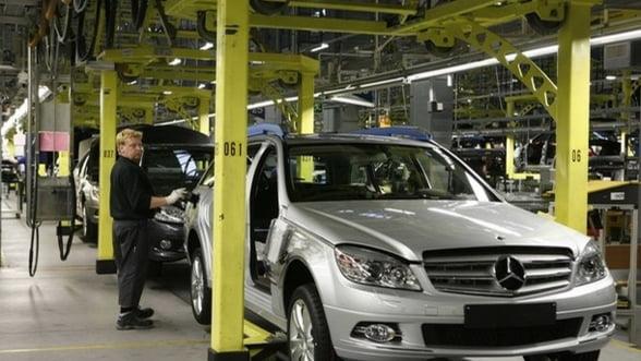Daimler are in plan sa deschida o fabrica la Cugir