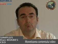 Dan Boabes: monetizarea contentului video
