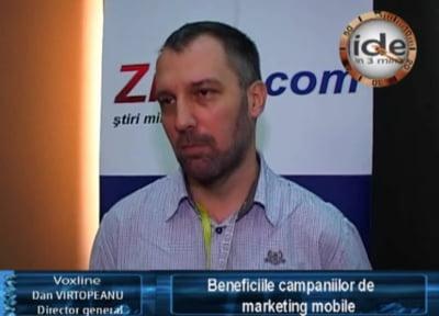Dan Virtopeanu, general manager Voxline Communication