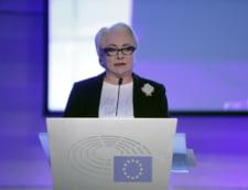 Dancila, in Comitetul Economic si Social European: Guvernul Romaniei nu avut niciun fel de interferenta in justitie