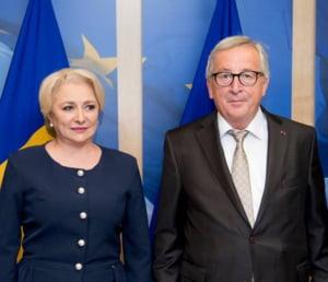 Dancila a spus Comisiei Europene ca modificarea Codurilor Penale s-a facut in mod transparent si ca nu afecteaza statul de drept