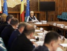 Dancila face sedinta de guvern la 8 dimineata. Modificarile la Ordonanta Teodorovici nu sunt pe agenda