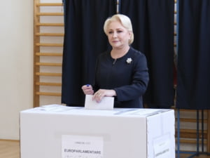Dancila l-a primit la Guvern pe ambasadorul SUA ca sa discute situatia de dupa alegeri