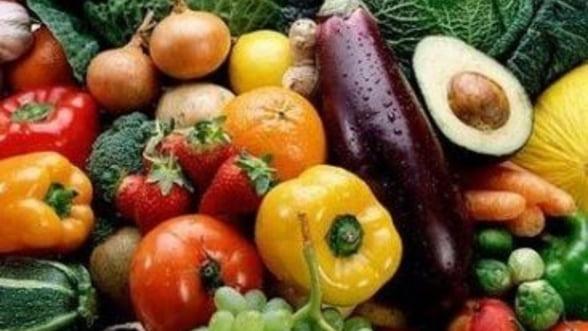 Daniel Constantin: Jumatate din cantitatea de legume si fructe comercializata in hypermarketuri este romaneasca