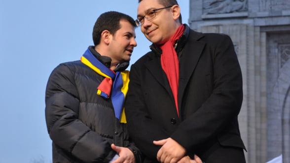 Daniel Constantin, singurul ministru anuntat de Ponta