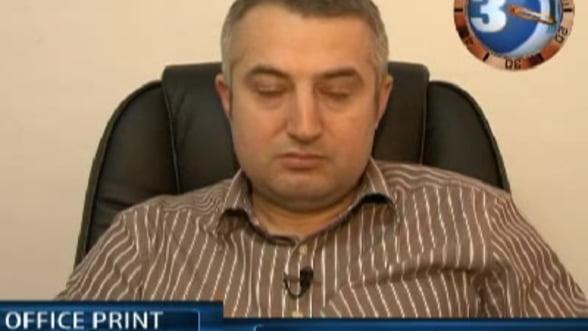 Daniel Halcu, general manager Office Print