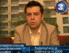 Daniel Osmanovici: turismul eco si puterea lui 2009