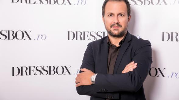 Daniel Penciuc, DRESSBOX: Acest concept va lua amploare