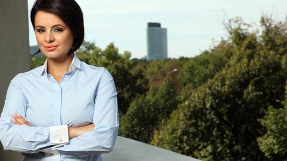 Daniela Bizgan, Marelvi: Antrenata pentru succes