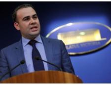 Darius Valcov si-a dat demisia de la Guvern