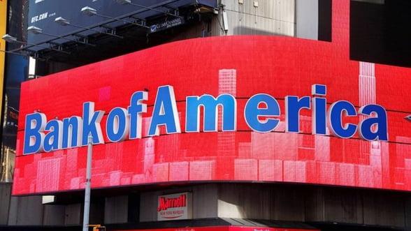 Datornicii Bank of America pot deveni chiriasi in locuintele cedate bancii