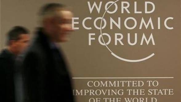 Davos 2013: Criza ar putea erupe din nou in zona euro
