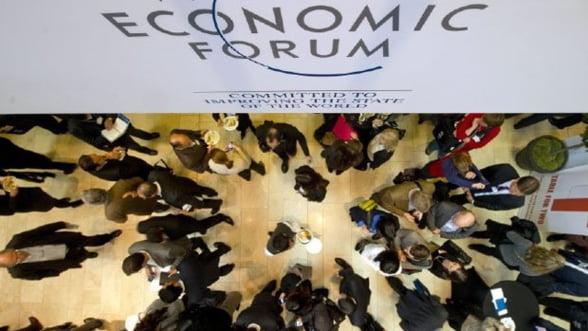 Davos 2013: Laureat la premiului Nobel ataca inegalitatile sociale din SUA