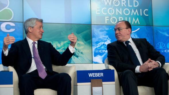 Davos 2013: Reglementarea sectorului financiar, in centrul discutiilor