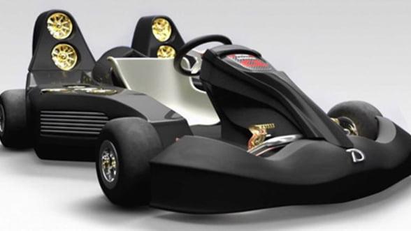 Daymak C5 Blast, un cart electric pentru pasionatii de viteza
