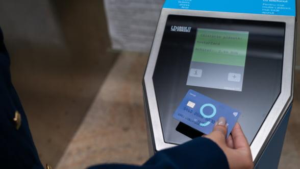 De acum se poate plati contactless accesul in toate statiile de metrou