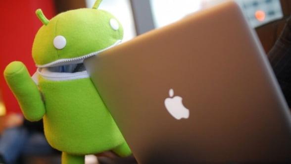 De ce a urat Steve Jobs sistemul Android