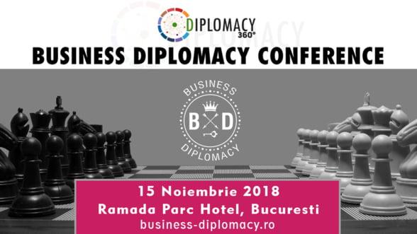 De ce au nevoie liderii si companiile din Romania de Business Diplomacy?