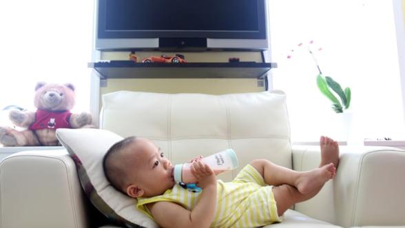 De ce este important sa alegi corect laptele praf pentru bebelus?