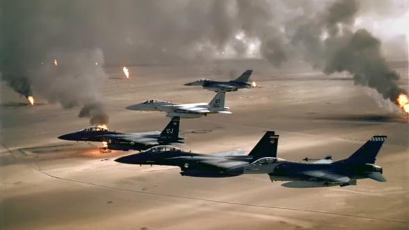 De ce ezita americanii sa atace campurile de petrol ale ISIS?