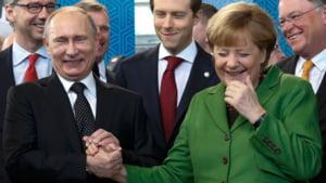 De ce iubesc nemtii Rusia si ce-o opreste pe Merkel sa-l pedepseasca pe Putin