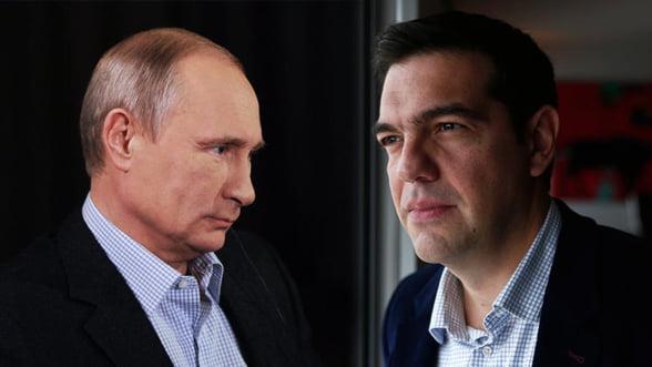 De ce n-ar putea Putin sa salveze Grecia