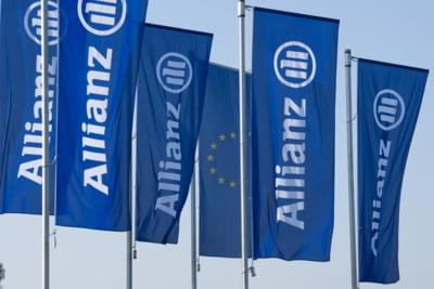 Allianz a obtinut venituri de peste 120 de miliarde de euro in 2014