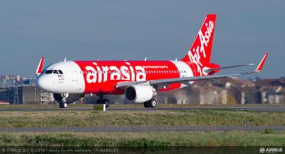 Cine plateste pentru avionul AirAsia