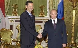 De ce sustine Putin Siria si pe presedintele sau, Bashar al Assad