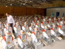 De ce vrea China sa devina cel mai mare utilizator de roboti industriali in anul 2015