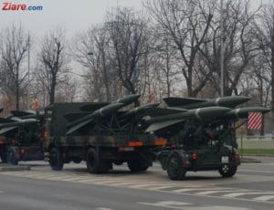 De frica Rusiei, Europa de est inregistreaza cea mai mare crestere a cheltuielilor militare la nivel mondial, cu Romania pe primul loc
